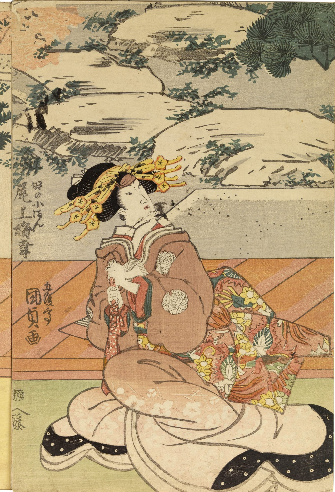 Utagawa Toyokuni III (Utagawa Kunisada) (Japanese, 1769–1825)