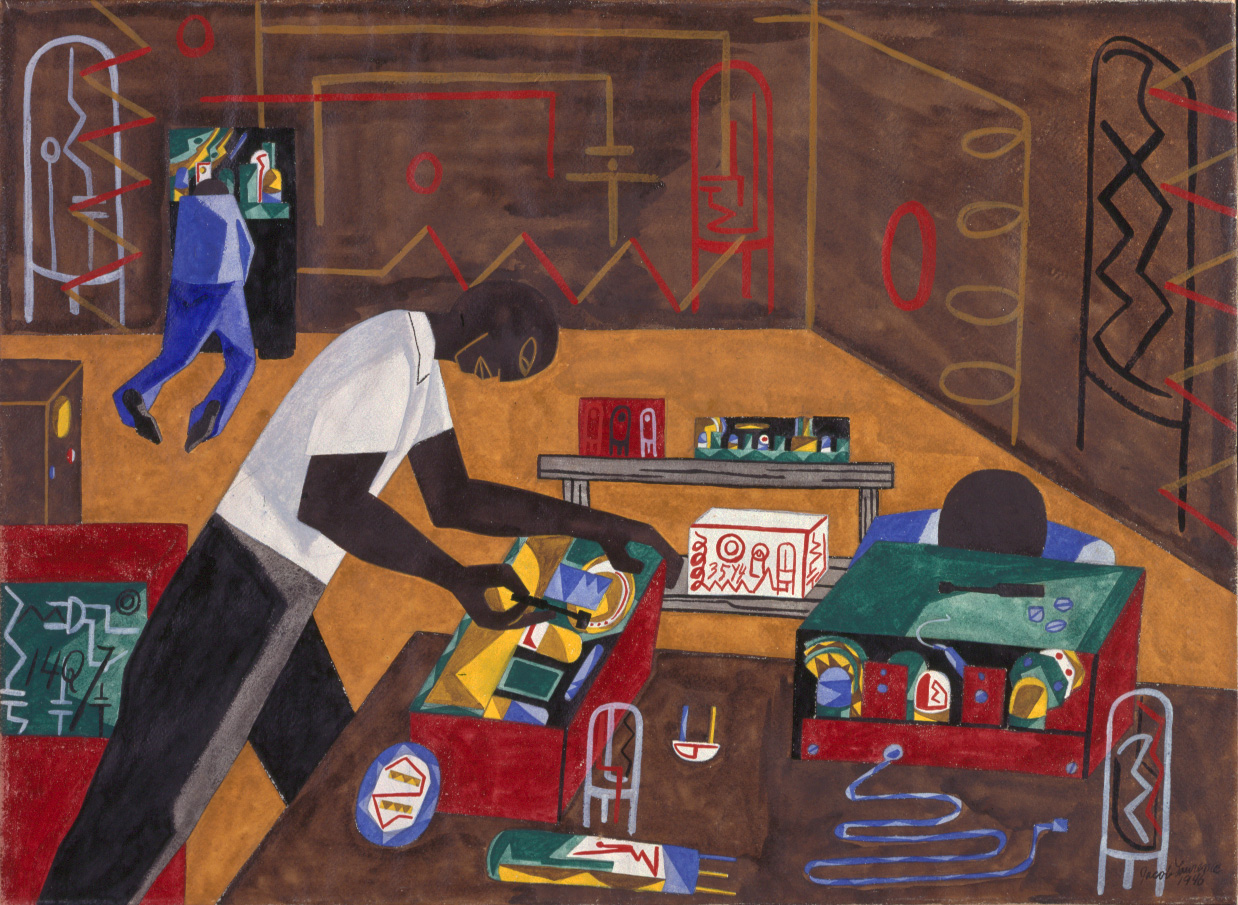 Jacob Lawrence (American, 1917–2000)