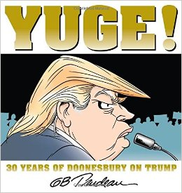 Peoples_Library_Book_Yuge30YearsOFDoonesburyOnTrump