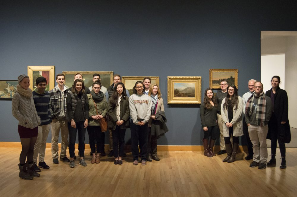 Acquiring Art: Selecting and Purchasing Objects for the Williams College Museum of Art. Fall 2015