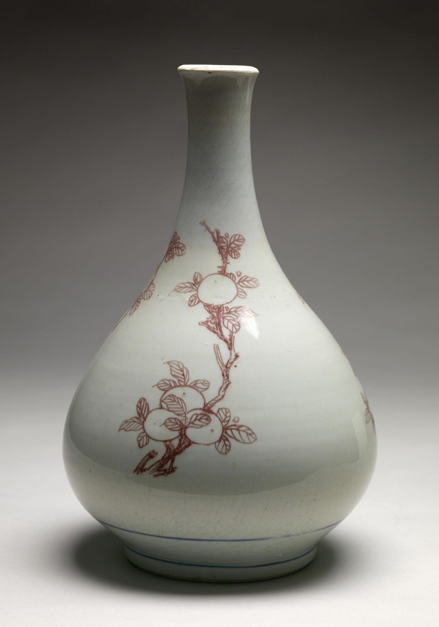Unknown artist (Chinese) Bottle Vase, Qing Dynasty (1644–1912), K'ang Reign (1662–1722) Bequest of Mrs. Henry S. Sanders, 62.17