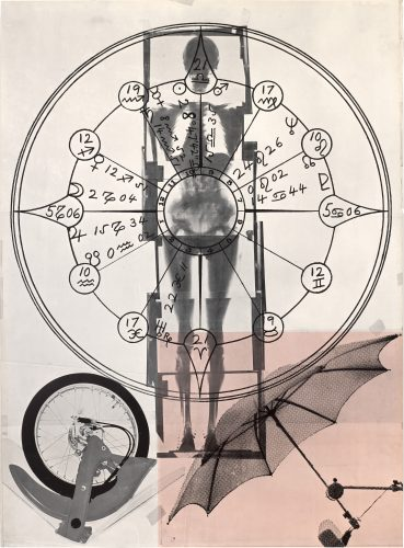 Robert Rauschenberg (American, 1925–2008) Autobiography, 1968. Offset lithography, 66.25 x 48.75 in.