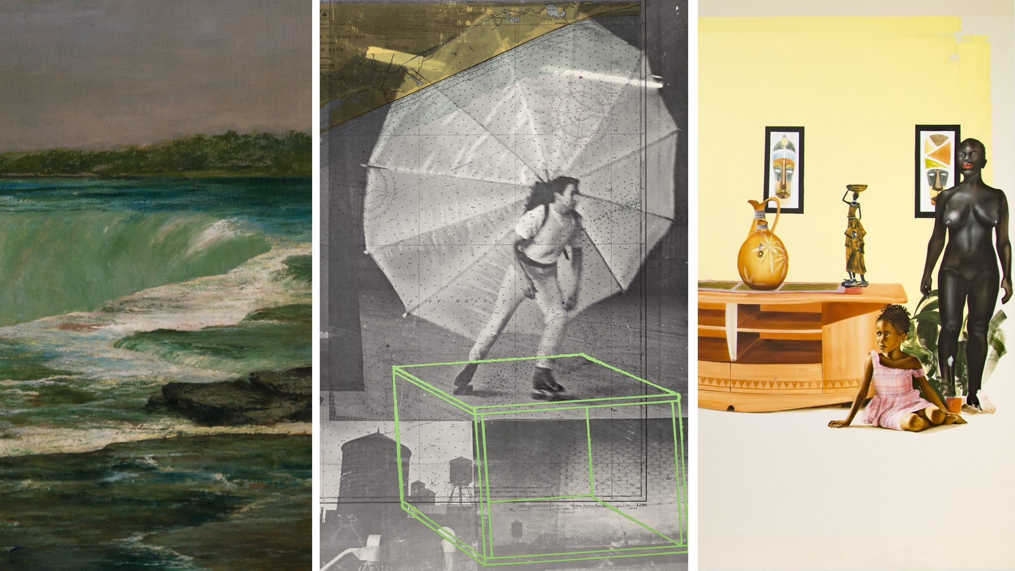 Season Celebration: Accession Number, Robert Rauschenberg, Lex and Love