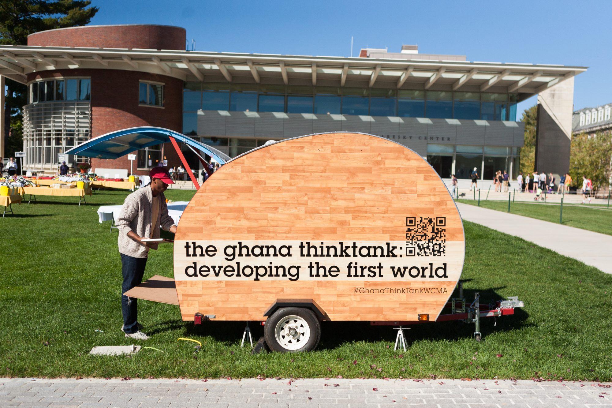 Ghana ThinkTank Mobile Unit
