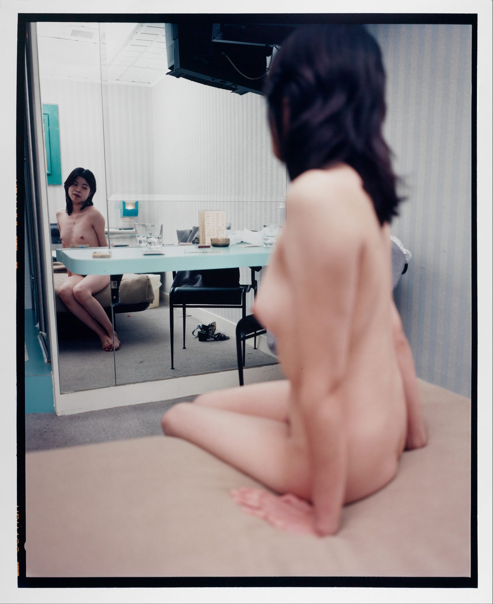 Reagan Louie (American, b. 1951) Suzie, Hong Kong, 1997. Type C-print, Gift of the artist in honor of his son, Ralston Peregrine Louie, Class of 2014, M.2014.13.1