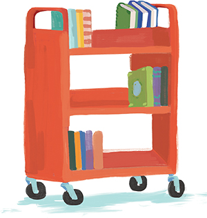LibraryCart_SummerSchool2017