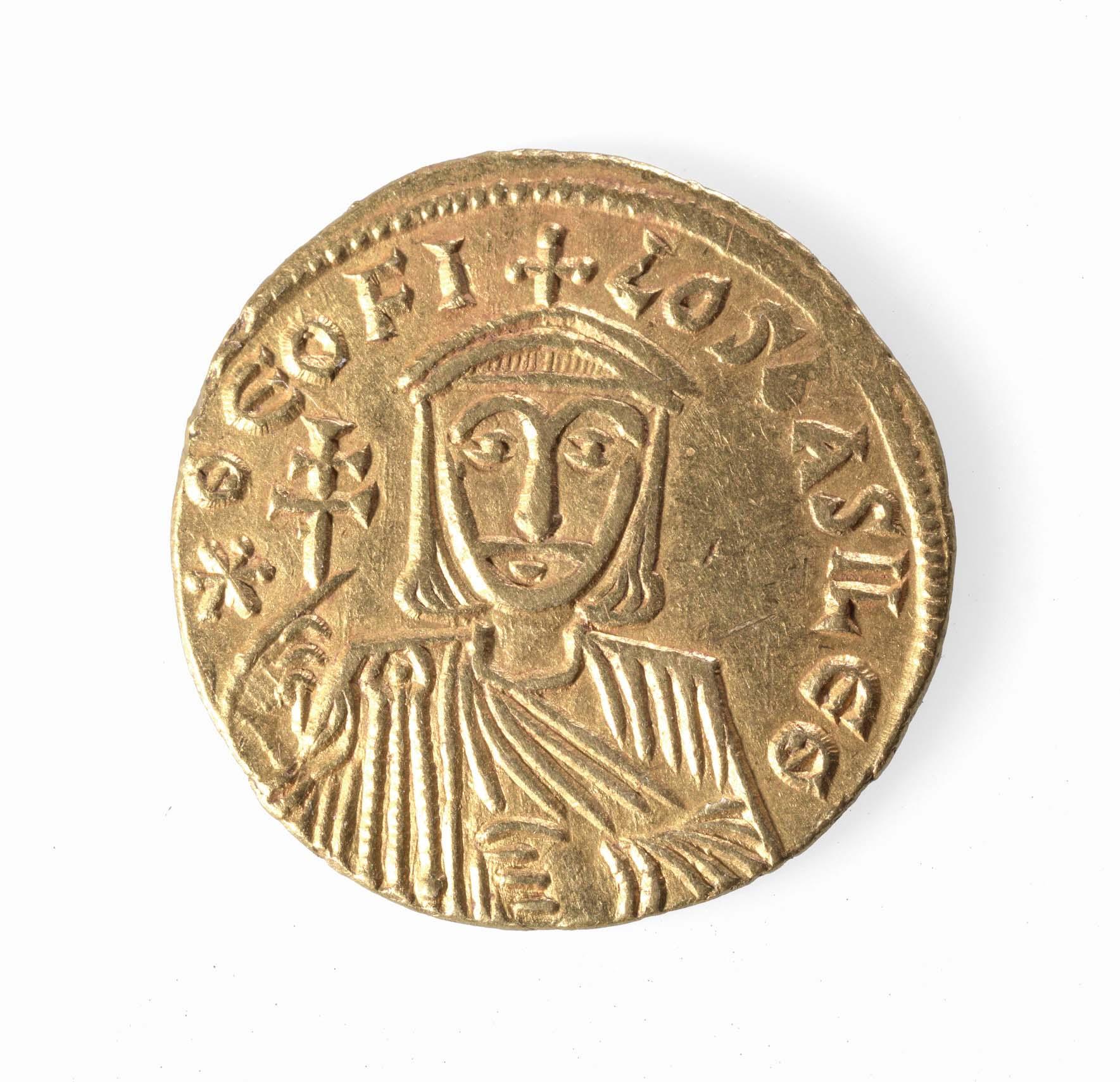 Byzantine. Michael III,