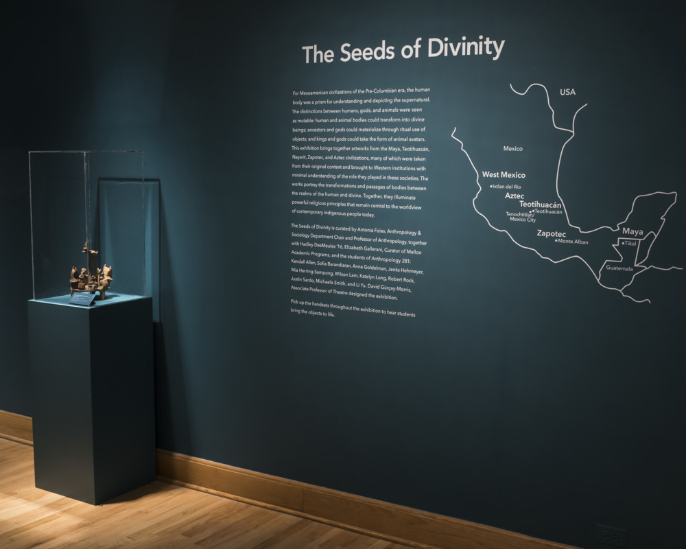 The Seeds of Divinity Installation View Photo by Nicholas Meyer