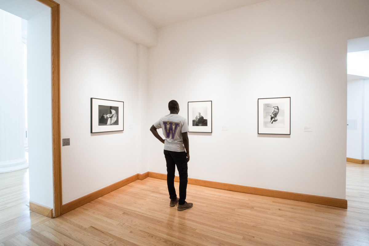 Suspended Gestures - Installation view photo by Jo Sittenfeld