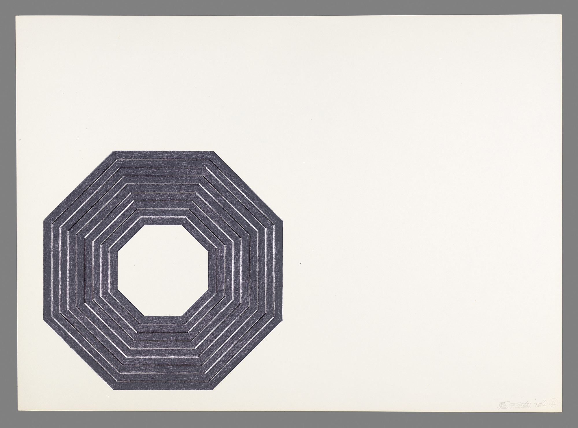 Frank Stella, Henry Garden (from