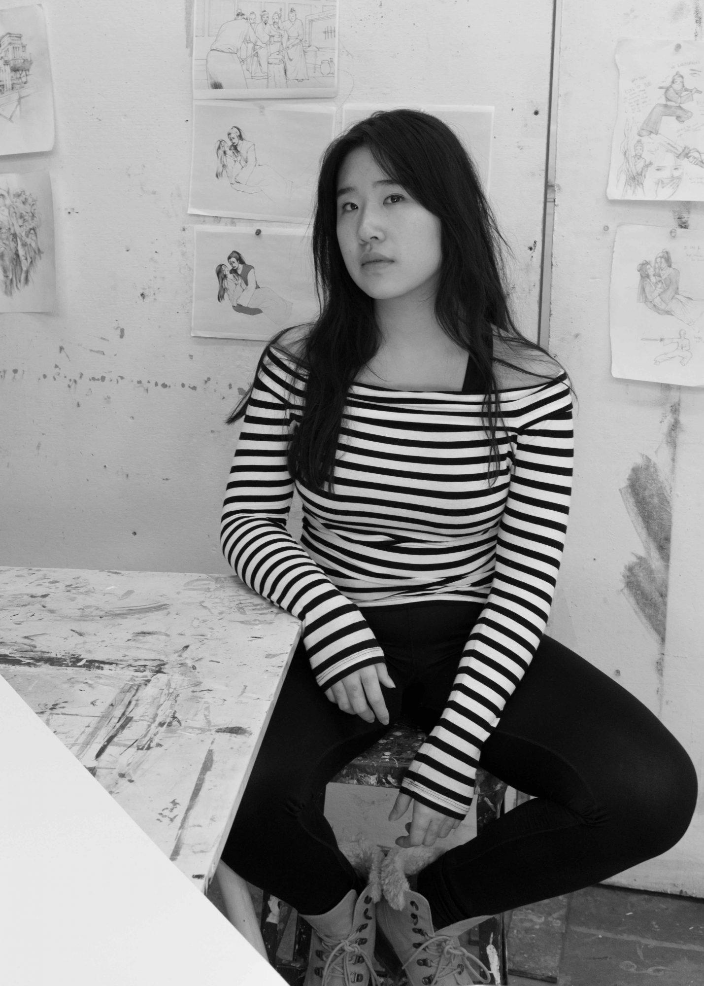 Jessica Chenp hoto by Hudson Bohr