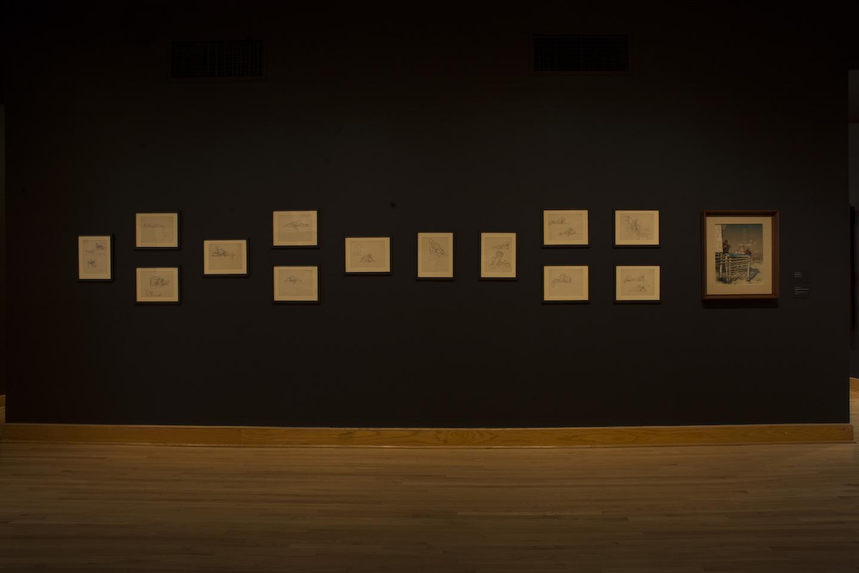 Installation Photo by Richard Miller.