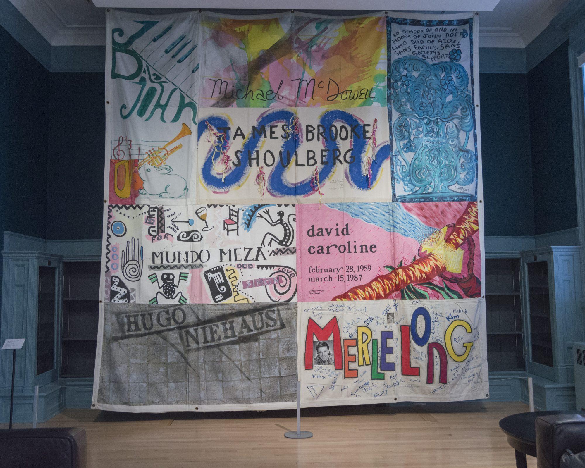 AIDS Memorial Quilt 1