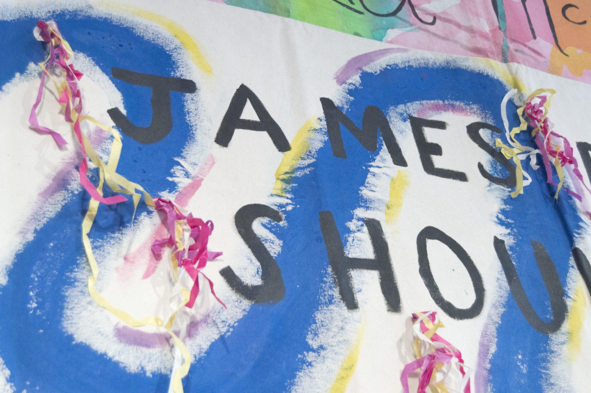 AIDS Memorial Quilt, James Brooke Shoulberg