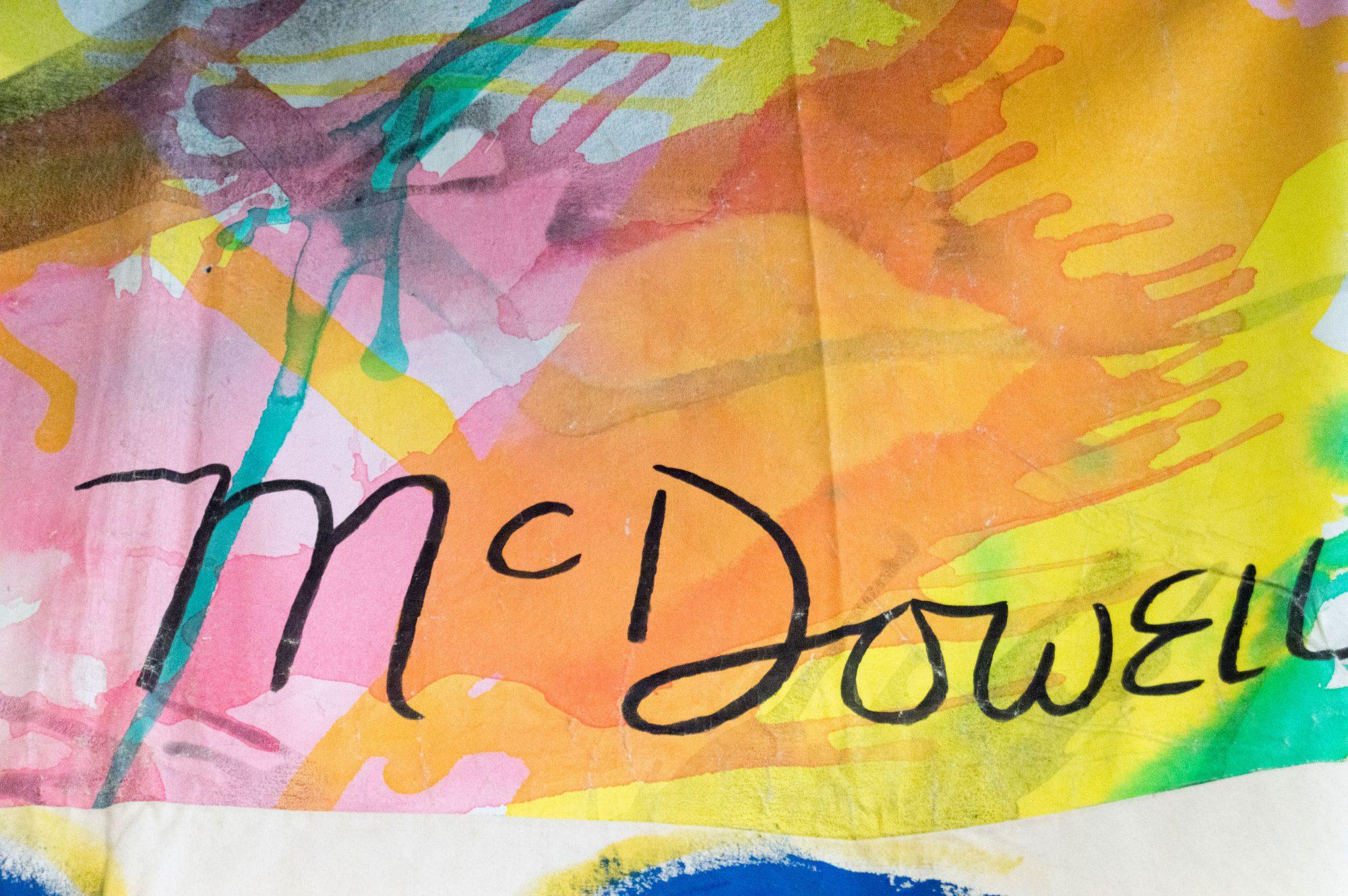 AIDS Memorial Quilt, Michael McDowell