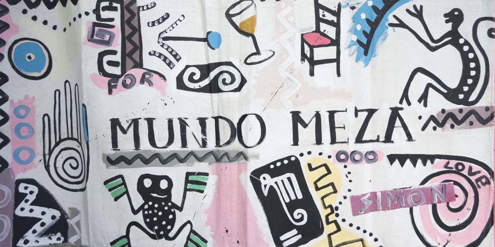 AIDS Memorial Quilt, Mundo Meza