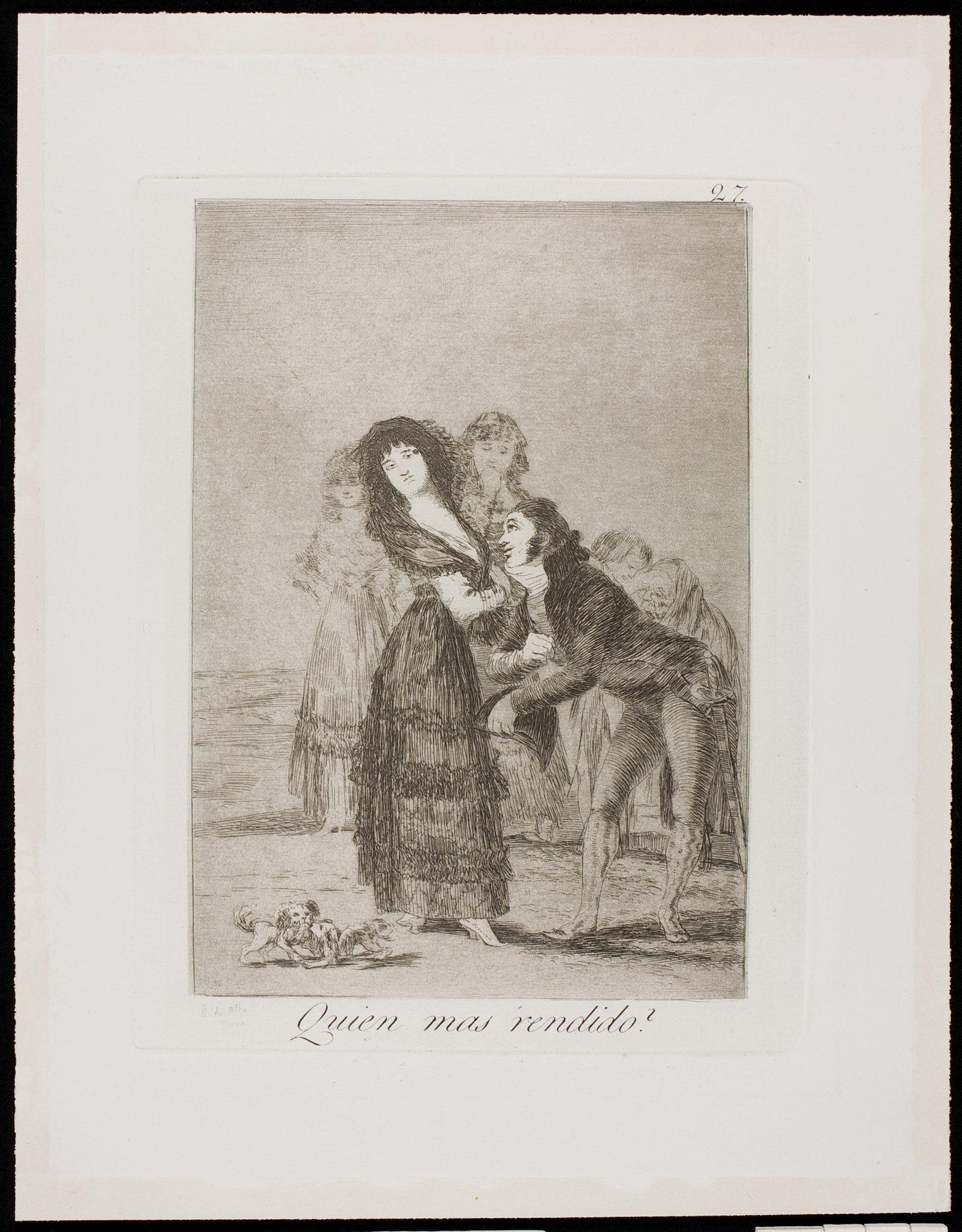 Goya_Quien mas rendido?