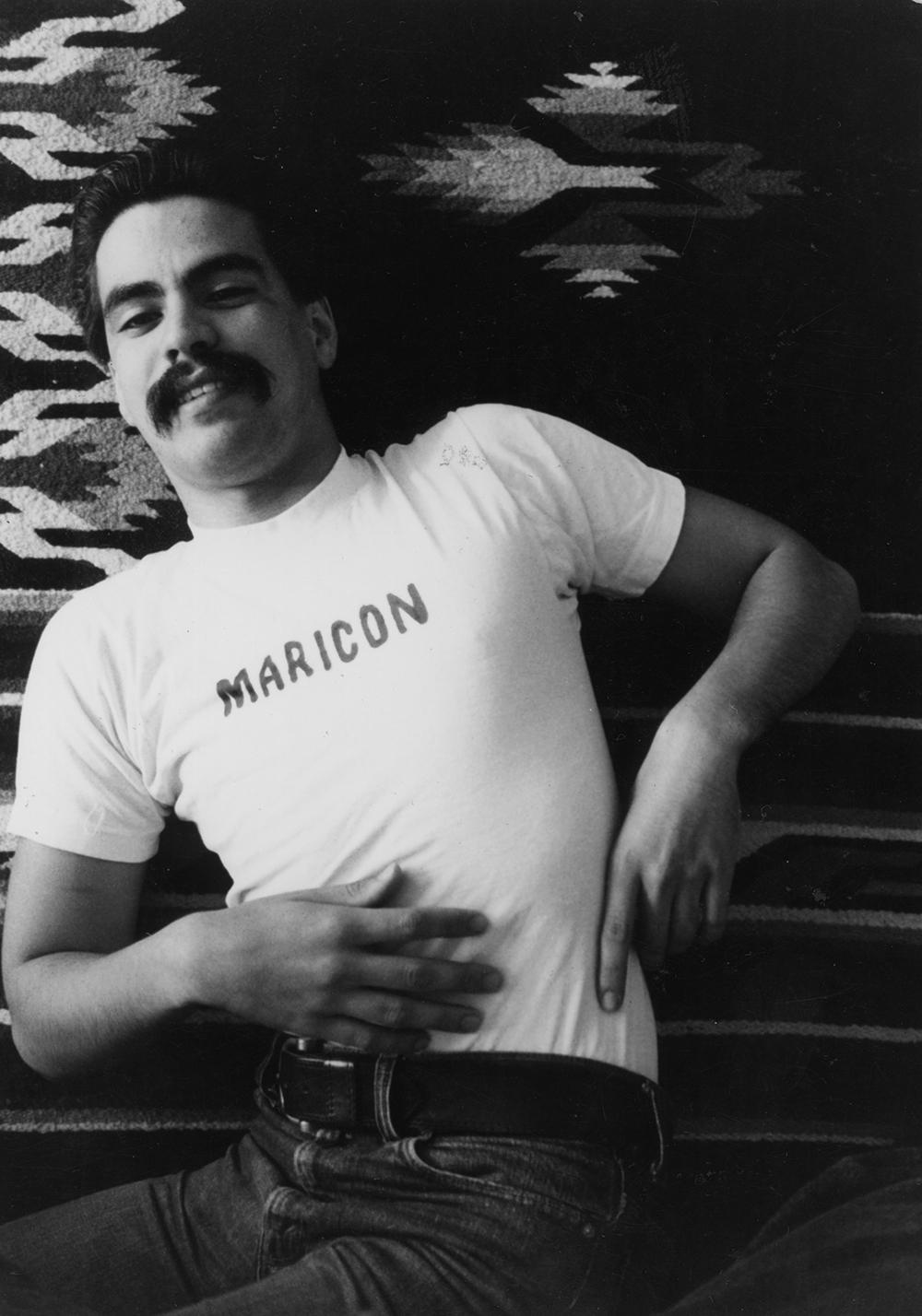 Joey Terrill MariconSmall